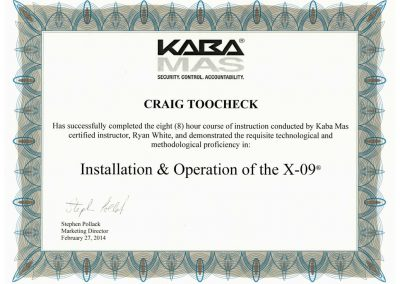 X09-Safe-Lock-Expert-Certification