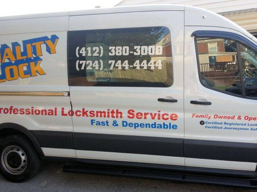 Mobile Locksmith Pittsburgh, Pittsburgh Locksmith, Local Locksmith