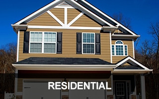 We Provide Residential Locksmith Services