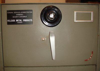GSA File Cabinet
