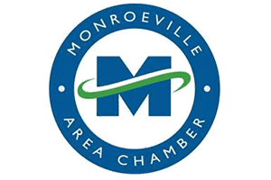 Monroeville Area Chamber Of Commerce logo