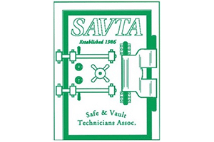 (SAVTA) Safe and Vault Technicians Association logo